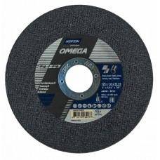 Отрезной диск Norton Omega 125x1x22 премиум сегмент