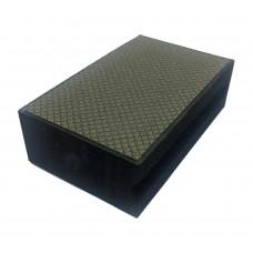 Губка алмазная Norton 90X55 SNAKE BLACK 120