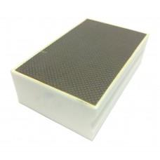Губка алмазная Norton 90X55 SNAKE WHITE 800