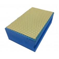 Губка алмазная Norton 90X55 SNAKE BLUE 1500