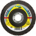 Лепестковый круг Klingspor SMT 324 плоский 125мм
