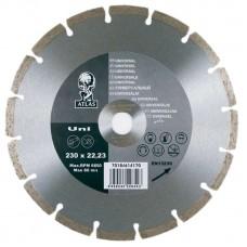 Алмазные диски универсальные Atlas от 115 до 350мм