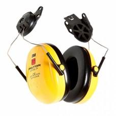 Противо-шумные наушники 3М с креплением на каску