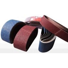 Шлифовальная лента 100х610 для ленточных шлифмашин