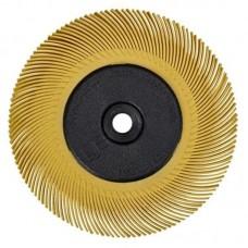 Круг радиальный Scotch-Brite Bristle BB-ZB со скругленными щетинками