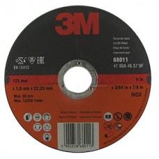 Отрезные круги 3М для черного металла