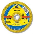 Отрезной круг 125 универсальный Klingspor A 46 Extra (1,6мм)