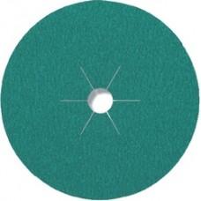 Фибровый круг Klingspor SC 570 d125мм для нержавейки