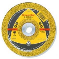 Обдирочный шлифовальный круг для болгарки Klingspor