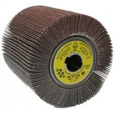Круг лепестковый цилиндрический klingspor SM 611 размер 100x100x19