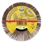 Круг лепестковый радиальный WSM 617 на болгарку