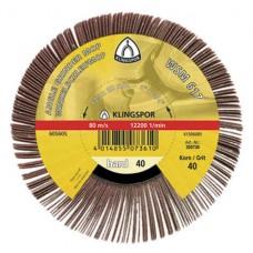 Круг лепестковый радиальный klingspor WSM 617 для УШМ
