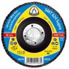 Лепестковые круги Klingspor SMT 624 универсальные 150мм