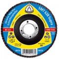 Лепестковый круг Klingspor SMT 628 для нержавейки 115мм