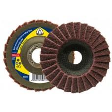 Лепестковые круги из нетканого материала Klingspor SMT800 d125