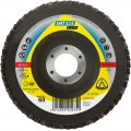 Лепестковый круг Klingspor SMT324(замена SMT 615) универсальный 125мм