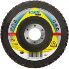 Лепестковый круг Klingspor SMT324(замена SMT 615) универсальный 115мм