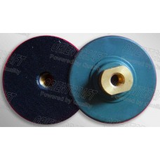 Оправка для шлифовальных самозацепляемых кругов 125 мм