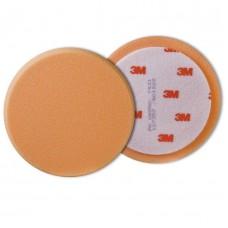 Плоский оранжевый полировальник 3М 09550 d150