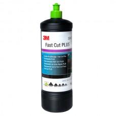 Абразивная полировальная паста 3М Fast Cut Plus 50417 зеленый колпачок