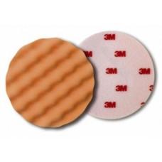 Оранжевый полировальный круг 3M Finesse-it