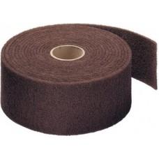 Рулон из нетканого материала Klingspor NRO 400 карбид кремния по пластмассе и лаку