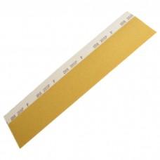 Полоска шлифовальная Р180 3М 255Р, золотая, 70 мм х 425 мм,