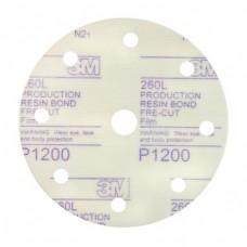 Шлифовальный круг 3М на пленочной основе 260L 150мм