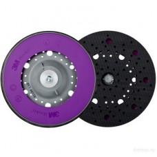 3M Оправка Hookit с мультипылеотводом, мягкая, 5/16 Rupes, 150 мм