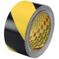 Черно-желтая виниловая лента 3М 5702
