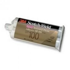 Двухкомпонентный клей Scotch Weld DP100 (прозрачный)
