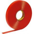 Прозрачный двусторонний скотч 3М 4910 (1мм)