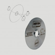 Переходник для алмазных дисков Norton QuickFix 25.4/22.23х20