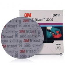Абразивный полировальный круг Trizact 150mm