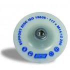 Опорная тарелка для фибровых кругов 125 х м14 твердая