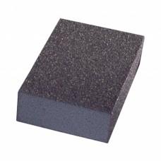 Абразивная шлифовальная губка 100х68х27
