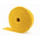 Рулоны из нетканого абразивного материала Smirdex 115mmx10m желтого цвета
