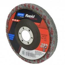 Прессованный доводочный круг Norton BearTex Rapid Blend 125х12х22