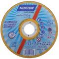 Отрезной круг по алюминию Norton d230