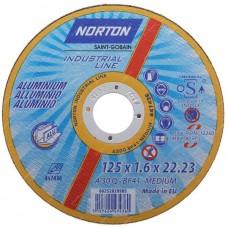 Отрезной диск по алюминию для болгарки 125 мм