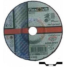Зачистной круг по металлу FlexOvit 76мм