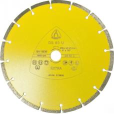 Профессиональный алмазный отрезной круг DS 60 U Klingspor Extra