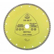 Профессиональный алмазный отрезной диск Klingspor DT 60 U Extra